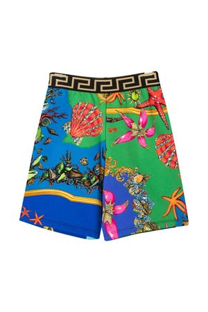 Shorts multicolor Young Versace YOUNG VERSACE | 9 | 10001241A004145W030