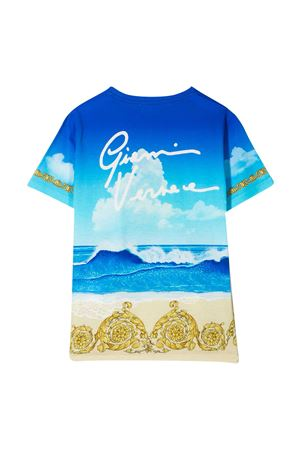 T-shirt with multicolor print Young Versace YOUNG VERSACE | 8 | 10001291A001925V000