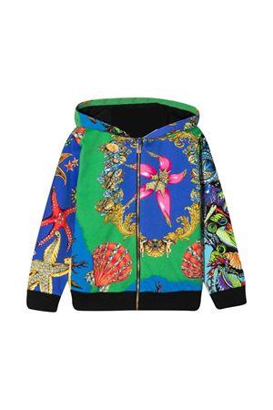 Young Versace multicolor sweatshirt  YOUNG VERSACE | -108764232 | 10001351A004145W030
