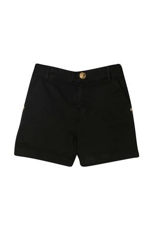 Shorts neri Young Versace YOUNG VERSACE | 9 | 10001991A001691B000