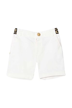 Young Versace white shorts  YOUNG VERSACE | 9 | 10001991A001691W010