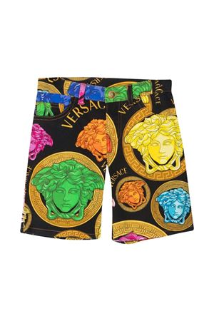 Young Versace patterned shorts  YOUNG VERSACE | 9 | 10002291A004205B020
