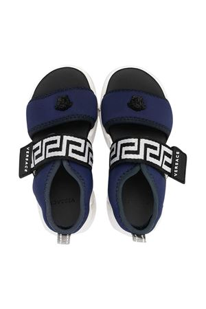 Young Versace print sandals YOUNG VERSACE | 5032315 | 10002461A002081U040