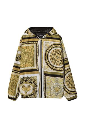 Young Versace baroque print jacket YOUNG VERSACE | 13 | 10003341A002715W060