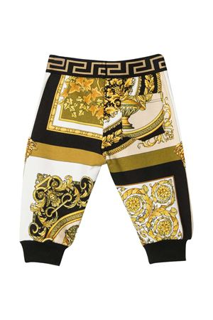 Young Versace baroque print joggers YOUNG VERSACE | 9 | 10003361A002655W060