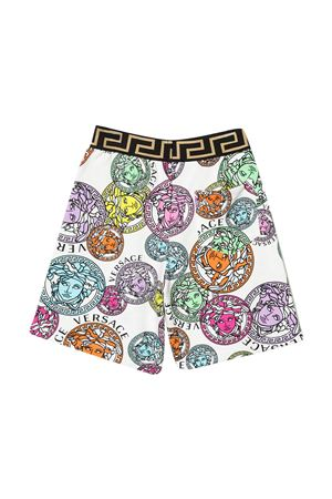 Multicolor print shorts Young Versace YOUNG VERSACE | 30 | 10003461A002855W000