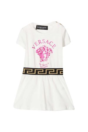 Young Versace white dress  YOUNG VERSACE | 11 | 10003551A002822W090