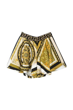 Printed shorts Young Versace YOUNG VERSACE | 30 | 10003631A002655W060