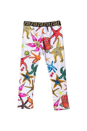 Pantaloni con stampa Young Versace YOUNG VERSACE | 9 | 10003641A004085W000