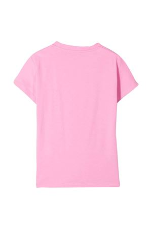 Pink t-shirt with print Young Versace YOUNG VERSACE | 8 | 10003661A003416P090