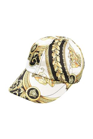Young Versace patterned hat  YOUNG VERSACE | 75988881 | 10003901A003495W060