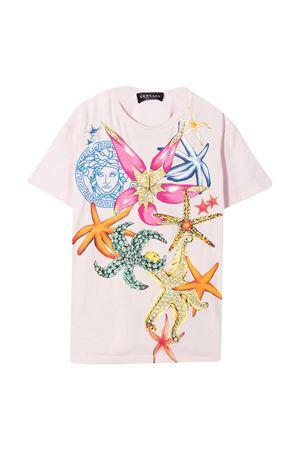 Young Versace print T-shirt YOUNG VERSACE | 8 | 10004881A004162P220