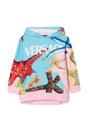 Young Versace print sweatshirt YOUNG VERSACE | -108764232 | 10004921A004156V100