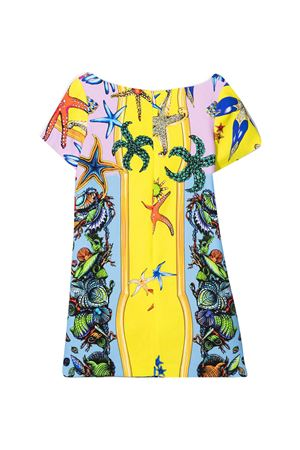 Multicolor print dress Young Versace YOUNG VERSACE | 11 | 10005971A004175Y010
