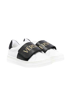 unisex white sneakers YOUNG VERSACE | 90000020 | YHX000281A002952W020