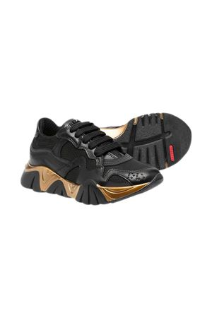 Sneakers metallizzate Young Versace YOUNG VERSACE | 12 | YHX000291A003321B000