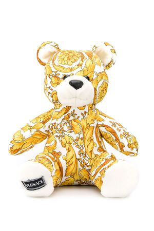 Peluches orso con stampa barocca YOUNG VERSACE | 1737628459 | YN000001YB00152YA01
