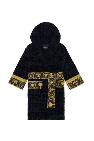 Accappatoio nero Young Versace YOUNG VERSACE | 44 | ZACJYNG01ZCOSP052Z4800