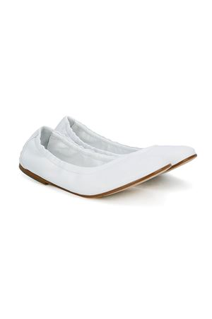 White Teen Ballerine Shoes andrea montelpare | 12 | MT11951BIANCOT