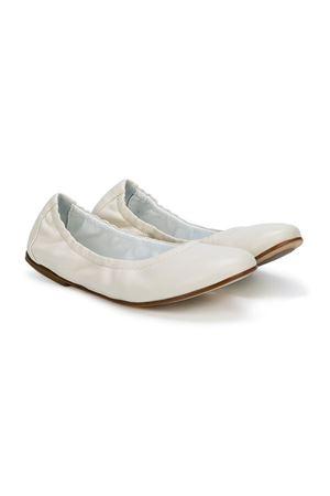 White Ballerine Shoes andrea montelpare | 12 | MT11951PANNAT