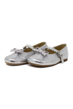 SILVER BALLERINA SHOES PARSIFAL CLARYS | 12 | 1091PLATA