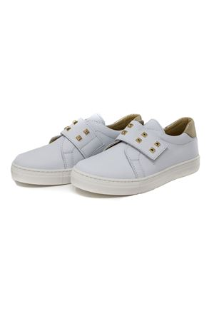 WHITE SNEAKERS MODEL  CATHAY CLARYS | 12 | 3838BIANCO