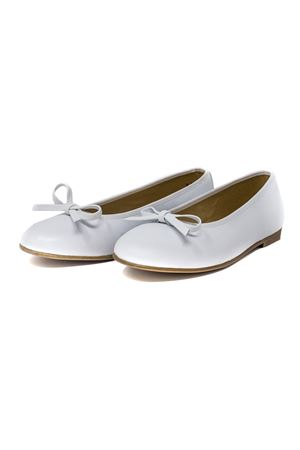 WHITE BALLERINE SHOES  CATHAY CLARYS | 12 | 4639BIANCO
