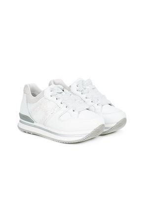 WHITE SNEAKERS HOGAN HOGAN KIDS | 12 | HXC2220T548ICB048KT