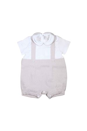 WHITE AND ECRU BABY CLOTHES LE BEBÈ Le bebè | -1617276553 | LBB0983ECRU