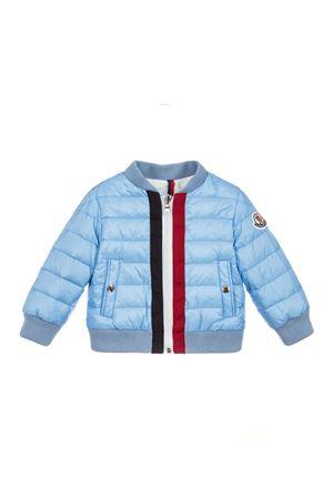 bf3770264 50% off ed549 cc65e moncler babys fuchsia jacket jacket kids moncler ...