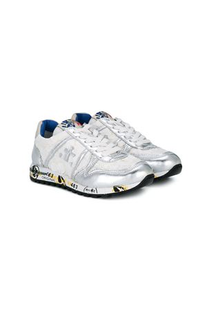 White Sneakers with silver details  Premiata | 12 | SKY0735BIANCO
