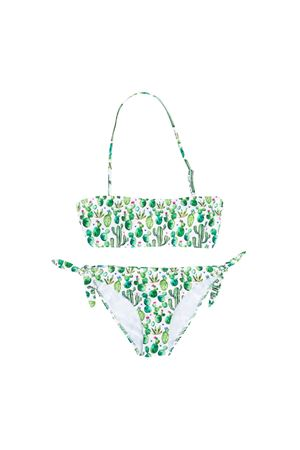 BIKINI TWO PIECES WITH CACTUS PRESS SAINT BARTH | 85 | MARYPRCP01