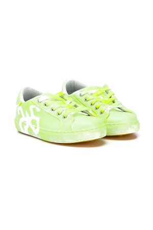 YELLOW FLUO SNEAKERS 2STAR KIDS  2Star kids | 90000020 | 2SB1404BIANCO/GIALLO