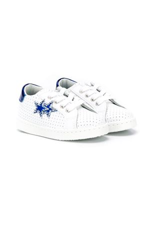 WHITE SNEAKERS BABY 2STAR KIDS  2Star kids | 12 | 2SB1471BIANCO/BLU