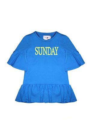 ALBERTA FERRETTI KIDS BLUE DRESSFOR GIRL Alberta ferretti kids | 11 | 019298061