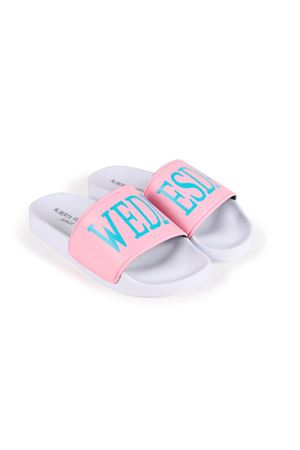SLIPPERS WITH PINK BAND ALBERTA FERRETTI KIDS TEEN  Alberta ferretti kids | 11041766 | 019526042T