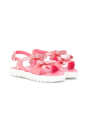 PINK SANDALS GIRLS MONTELPARE KIDS andrea montelpare | 12 | 600661