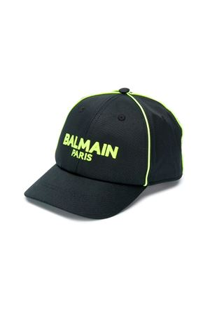 BLACK BABY BALMAIN KIDS HAT  BALMAIN KIDS | 75988881 | 6K0587KX390930GL