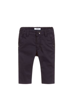 BLUE BABY PANTS BOSS KIDS  BOSS KIDS | 9 | J04328849