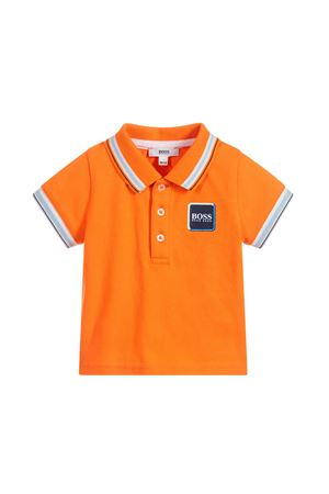 BOSS KIDS NEWBORN ORANGE POLO BOSS KIDS | 2 | J05698417