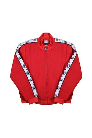 RED CHIARA FERRAGNI KIDS JACKET FOR BOY CHIARA FERRAGNI KIDS | 3 | CFKF013ROSSO