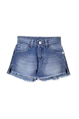SHORTS IN DENIM CHIARA FERRAGNI KIDS  CHIARA FERRAGNI KIDS | 30 | CFKS002DENIM