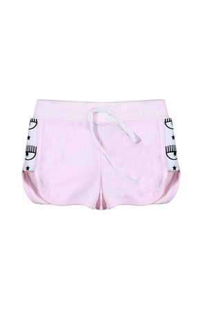 PINK SHORTS FOR GIRL CHIARA FERRAGNI KIDS  CHIARA FERRAGNI KIDS | 30 | CFKS004ROSA