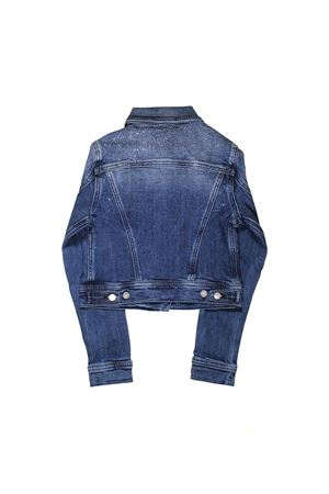 SHORT DIESEL KIDS JERSEY IN DENIM DIESEL KIDS | 13 | 00J21CKXA97K01