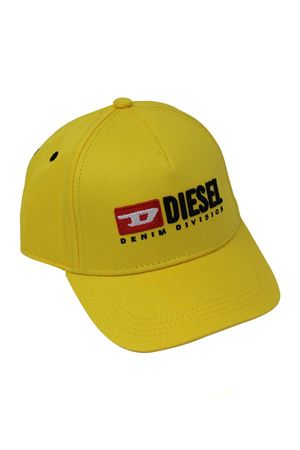 YELLOW DIESEL KIDS HAT WITH VISOR DIESEL KIDS | 75988881 | 00J49MKXA77K25C