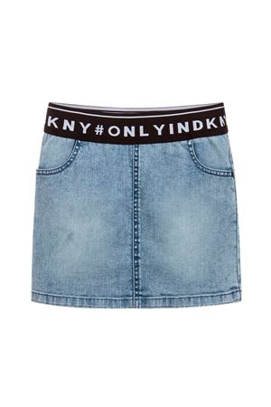 GONNA CORTA IN DENIM BAMBINA DKNY KIDS DKNY KIDS | 15 | D33544Z02