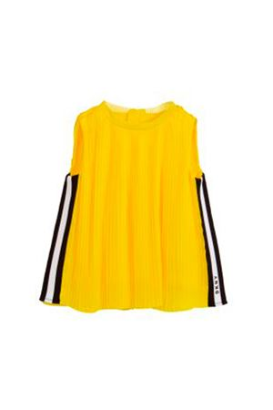 DKNY KIDS TEEN YELLOW BLOUSE  DKNY KIDS | 194462352 | D35Q08535T