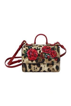 LEOPARD SHOULDER BAG DOLCE E GABBANA KIDS Dolce & Gabbana kids | 31 | EB0103AZ800HY13M