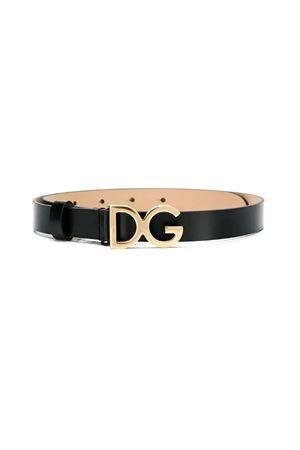 BLACK BELT DOLCE E GABBANA GIRL KIDS  Dolce & Gabbana kids | 22 | EE0040A142880999