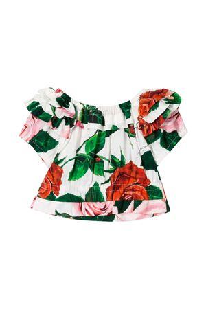 DOLCE E GABBANA KIDS GIRL TOP Dolce & Gabbana kids | 194462352 | L23S90HS5C4HAX46